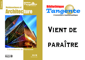 Couverture Bib Maths et architecture